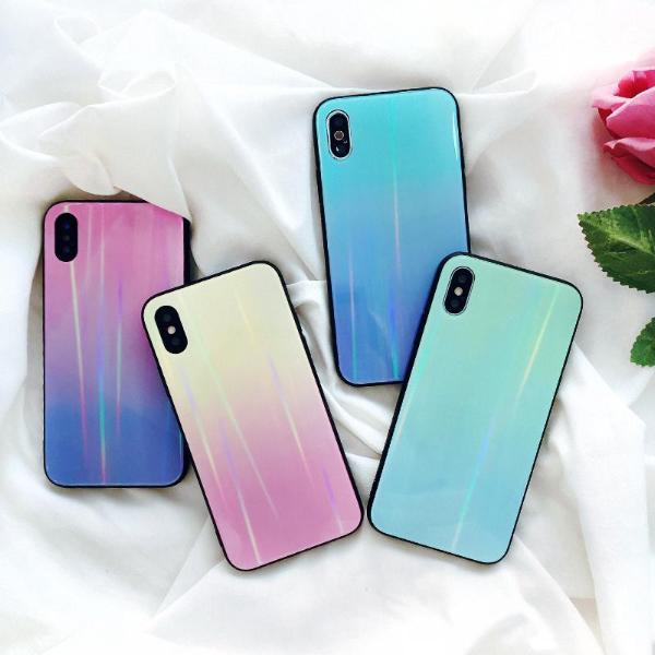 Gradient Glass iPhone Case