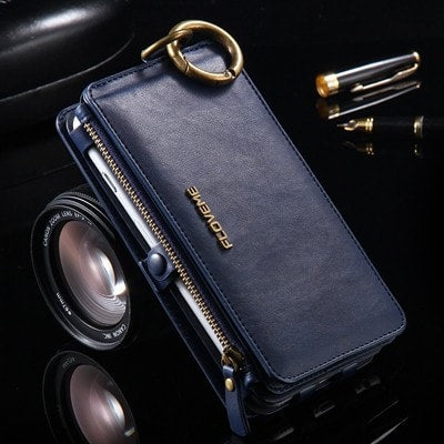 Two-Piece Wallet Pouch Case