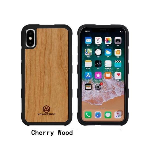 Bamboo Wooden Case for iPhone