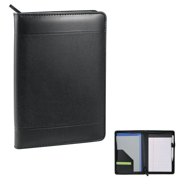 Windsor Impressions Jr. Zippered Padfolio