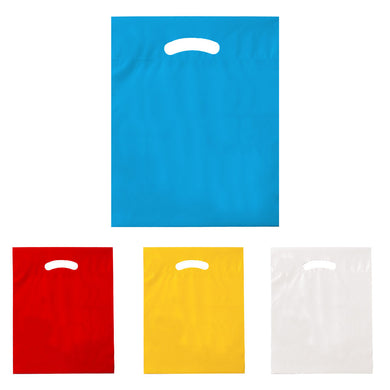 Plastic Die-Cut Bag