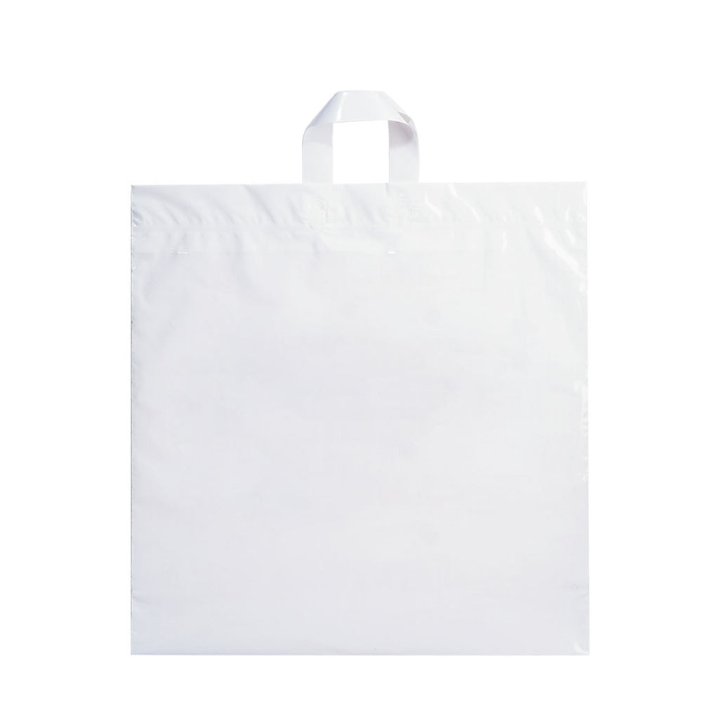 Large White Plastic Bag