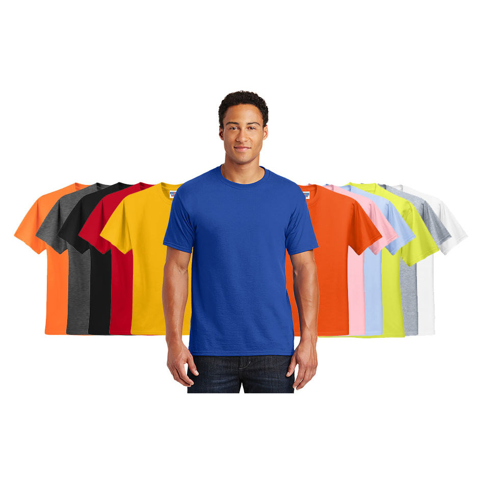 LOVE IT! JERZEES® - Dri-Power® Active 50/50 Cotton/Poly T-Shirt