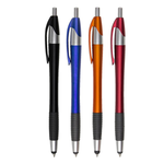 NEW 2020 Stylus Grip Pen with Blue Ink