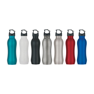 Stainless Steel Grip Bottle - 25 oz.