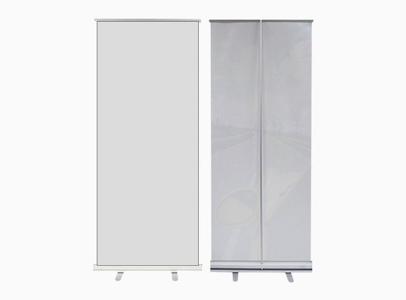 Standard Retractable Banner w/ Stand