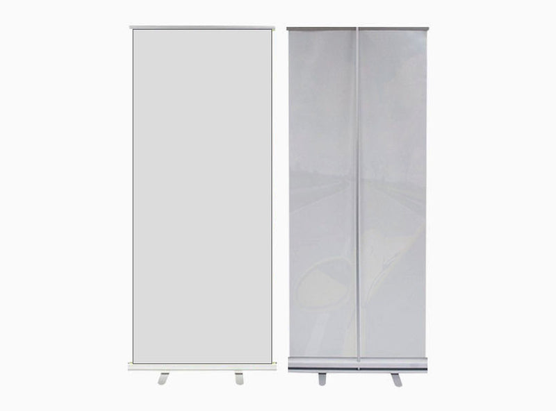 Standard Retractable Banner with Stand