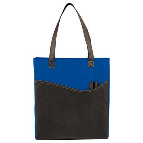 Wave Non-Woven Convention Tote