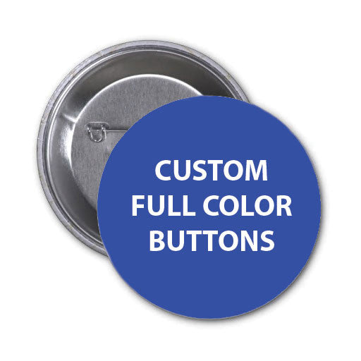 Buttons with Full Color Imprint