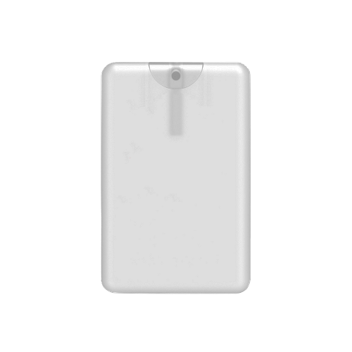 Blank Credit Card Hand Sanitizer