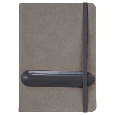 Slider Notebook with Pen - 5