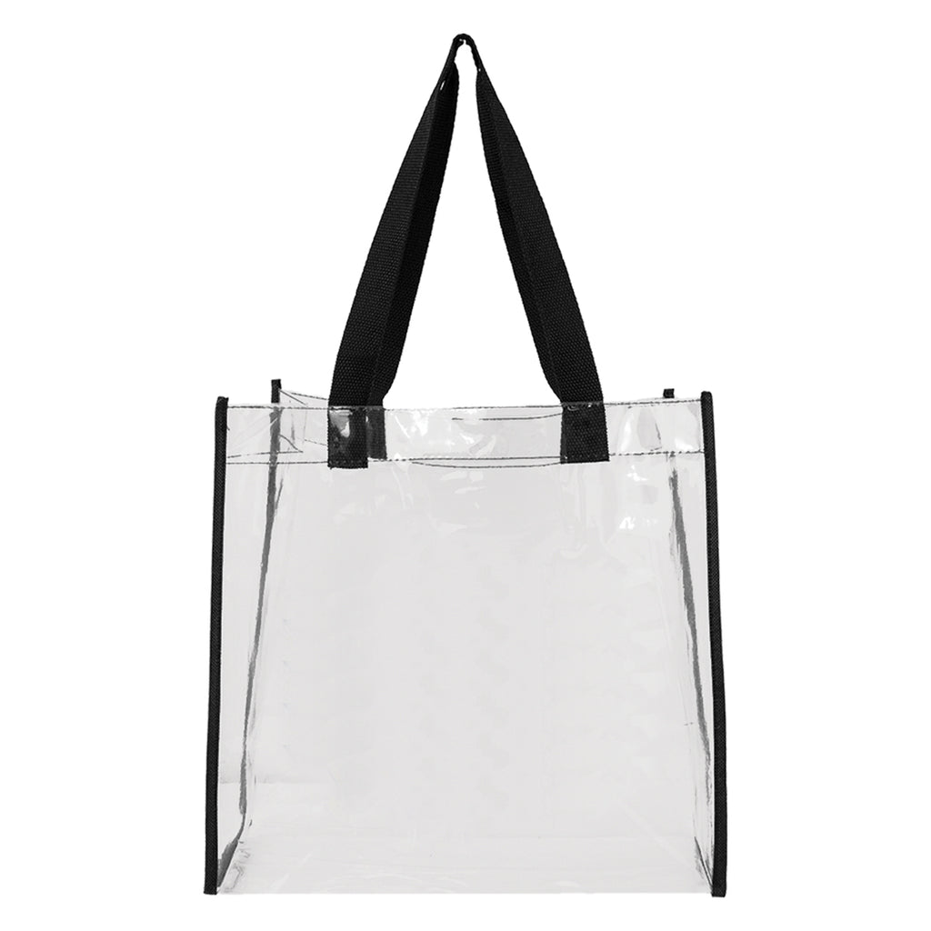 Basic Clear Open Tote
