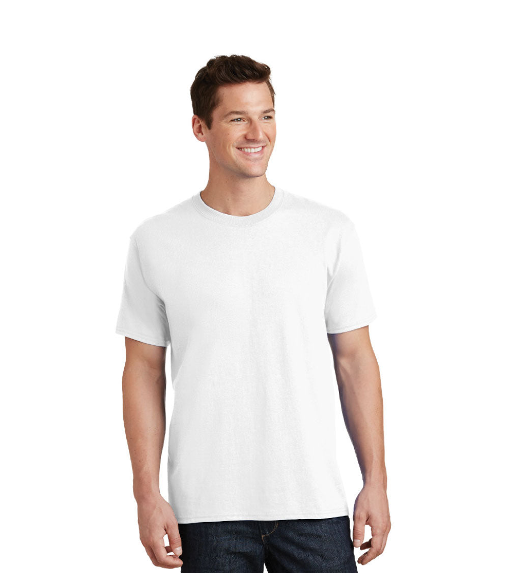 Classic T-Shirts - White (2 Location Imprint)