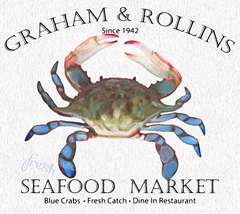 Seafood Market, Graham and Rollins