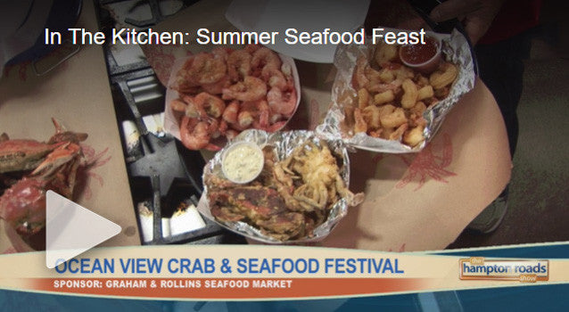 HR Show - Crab & Seafood Feast