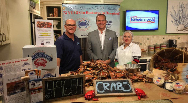 HR Show - Crab Season Opener