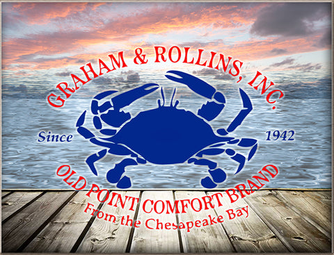 Graham & Rollins Chesapeake Bay logo