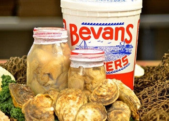 Bevans (Chesapeake Bay) Brand Shucked Oysters - Fresh! - Graham & Rollins | Hampton VA