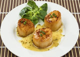 Large Sea Scallops - Graham & Rollins | Hampton VA
