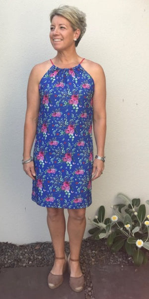 Bird on a Branch Amanda Dress Size 12