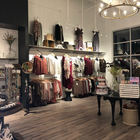 Cultured Cloths Womens Clothing Store Edmond Oklahoma