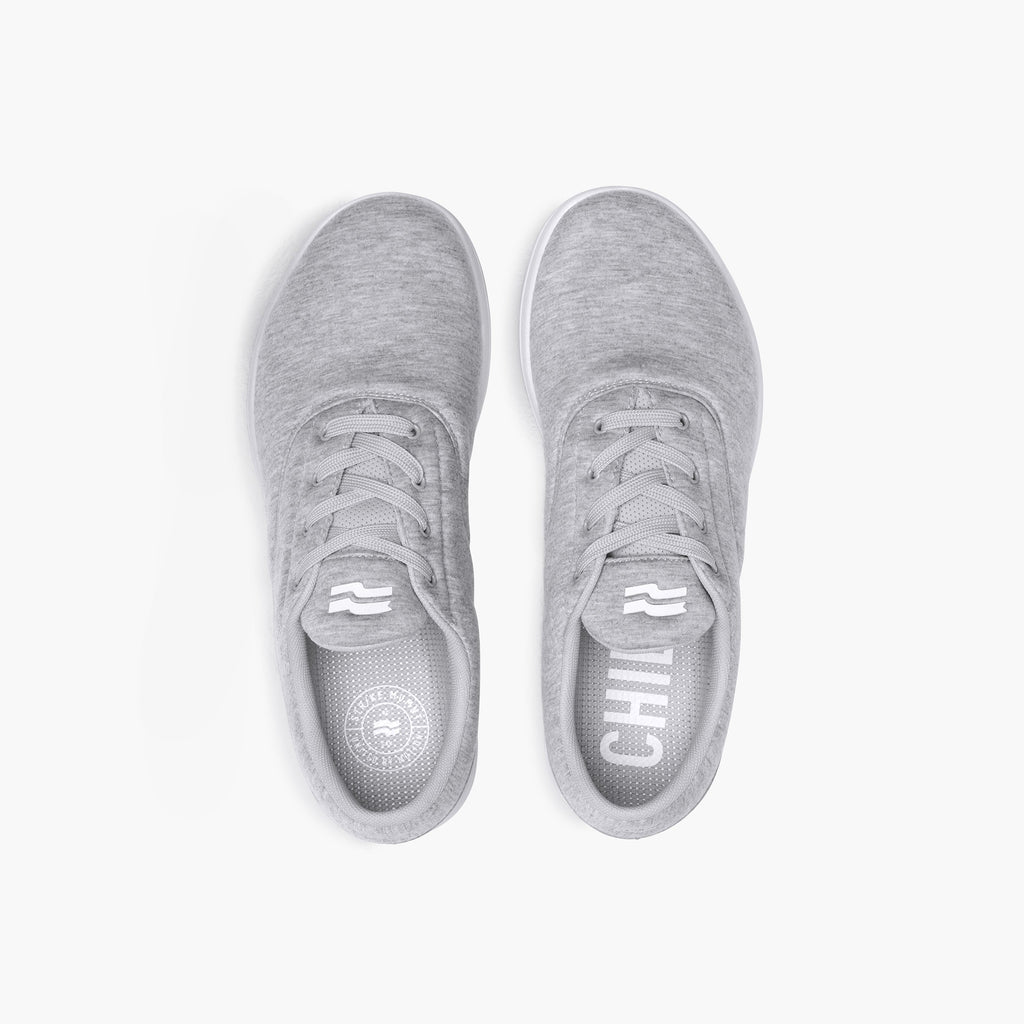 Lunar Fleece / White