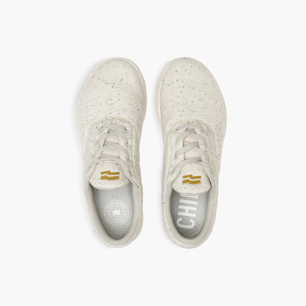 Speckle Fleece / Off White