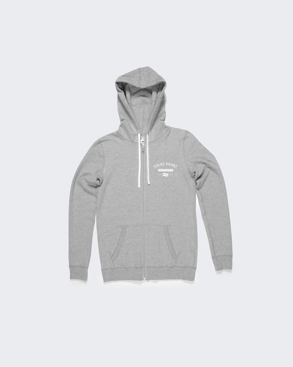 Keeper Zip Hood - Logo