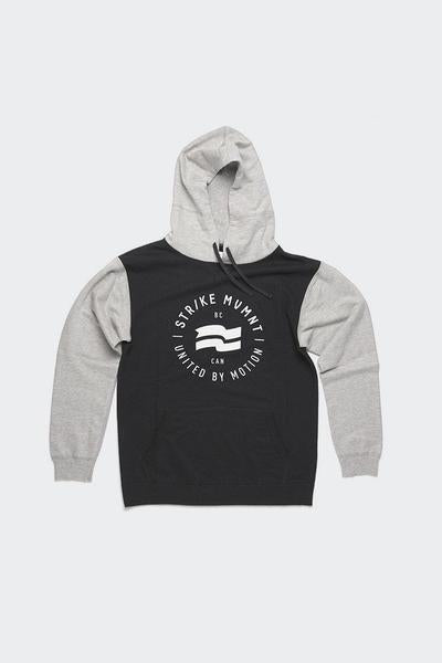 KEEPER HOODY - STAMP PHANTOM / LUNAR - STRIKE MVMNT NORDIC