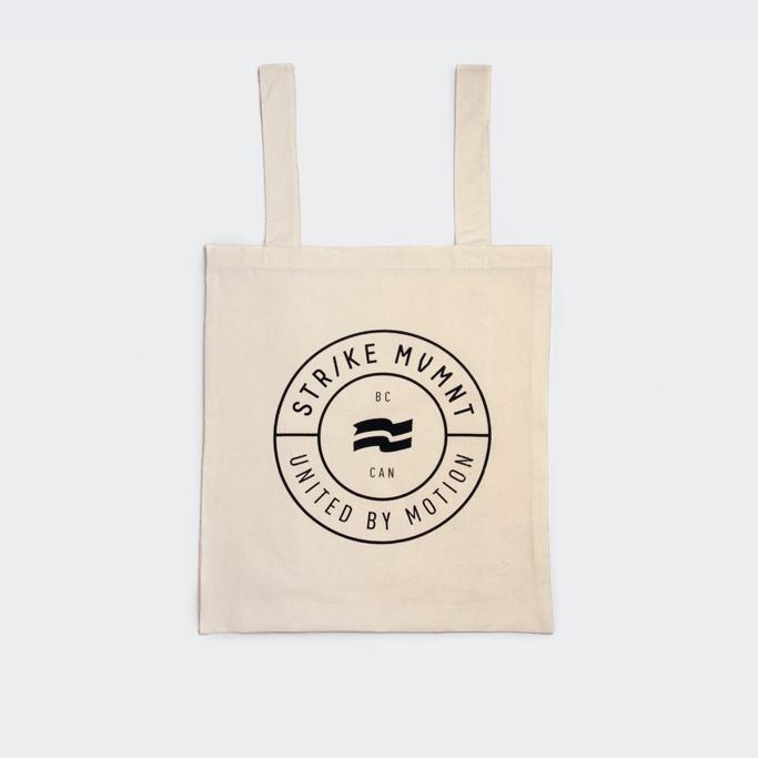 Two-way Tote Bag Natural - STRIKE MVMNT NORDIC