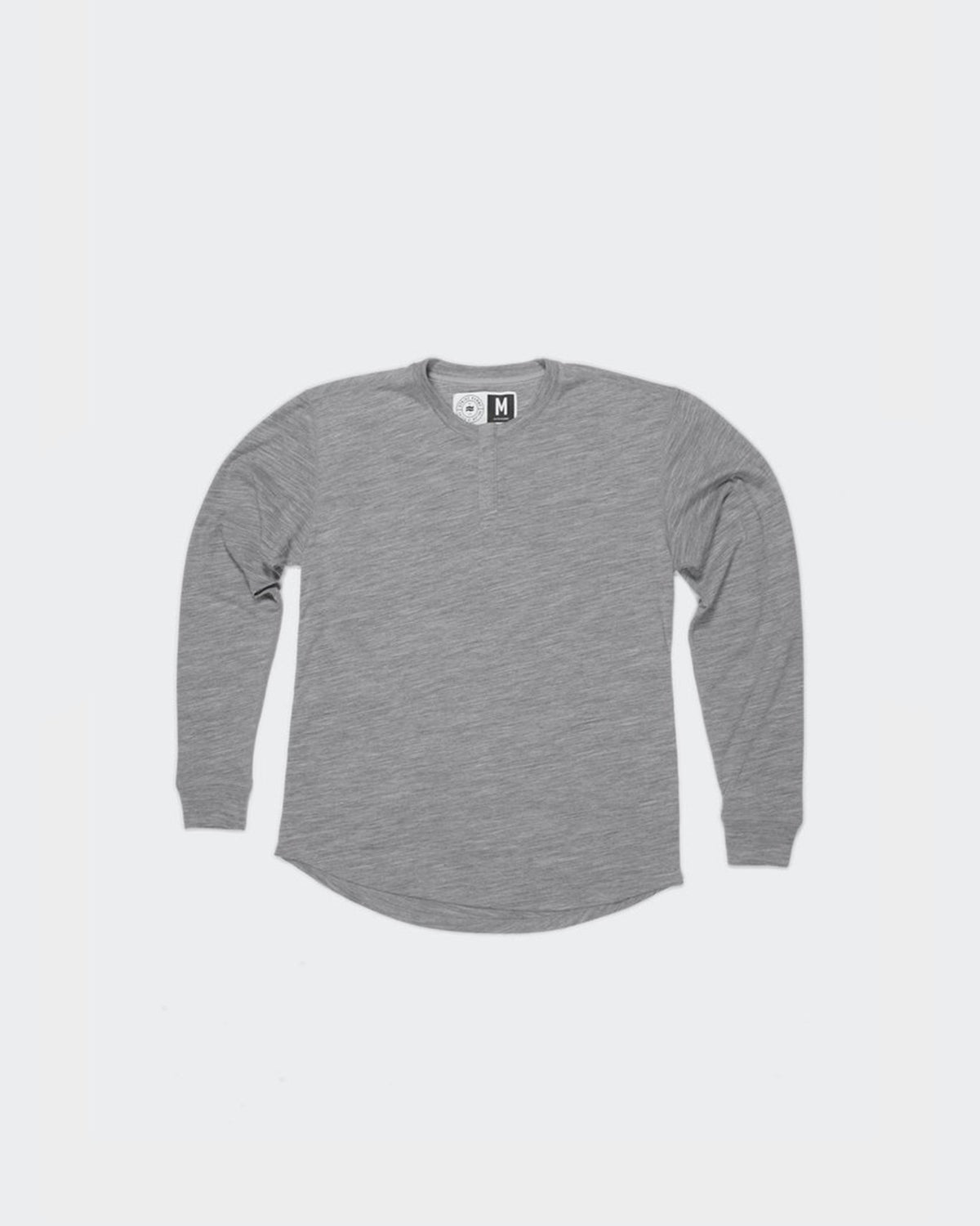 Wool Henley Base Layer