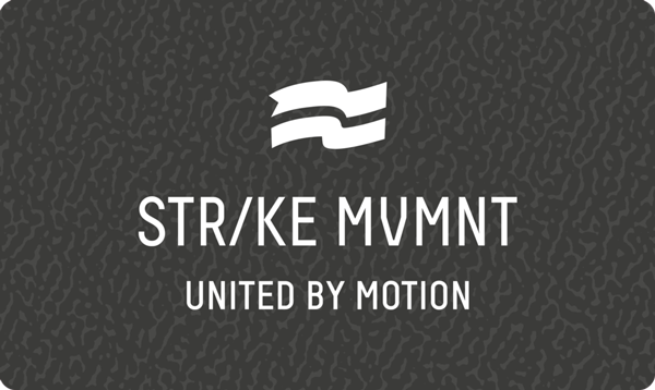 Gift Card | Redeemable in Europe Only - STRIKE MVMNT NORDIC
