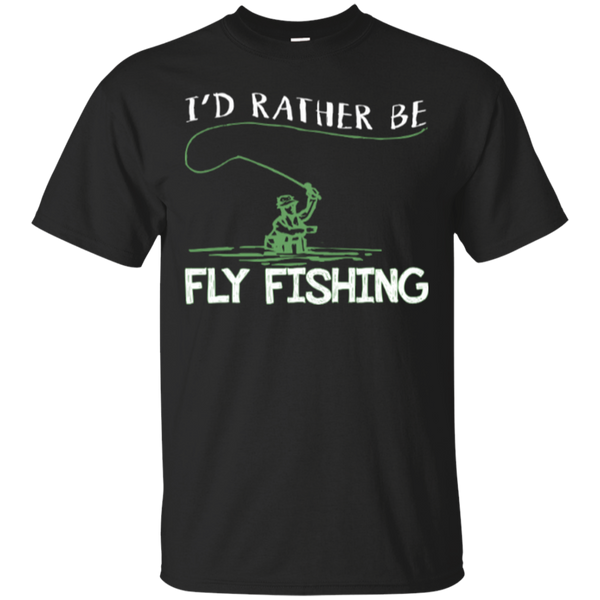Rather Fly Fish