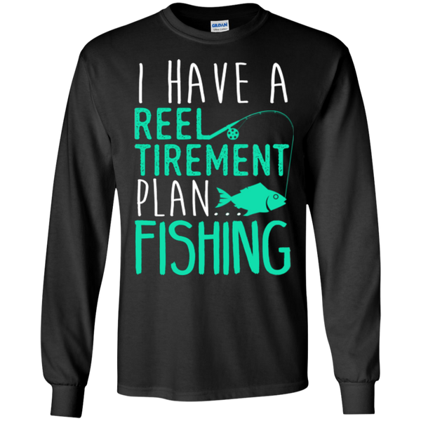 I Have a Reel-tirement Plan