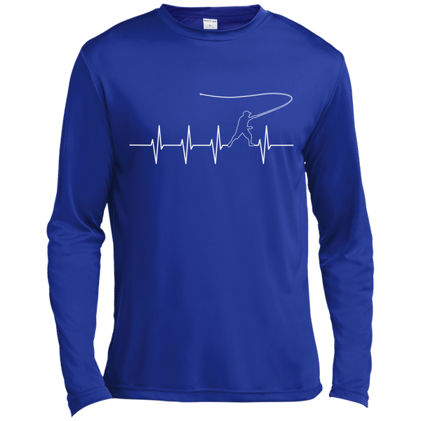 Long Sleeve Moisture Wicking Shirt