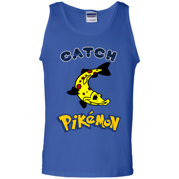 I Catch PIKĒmon Tank Top