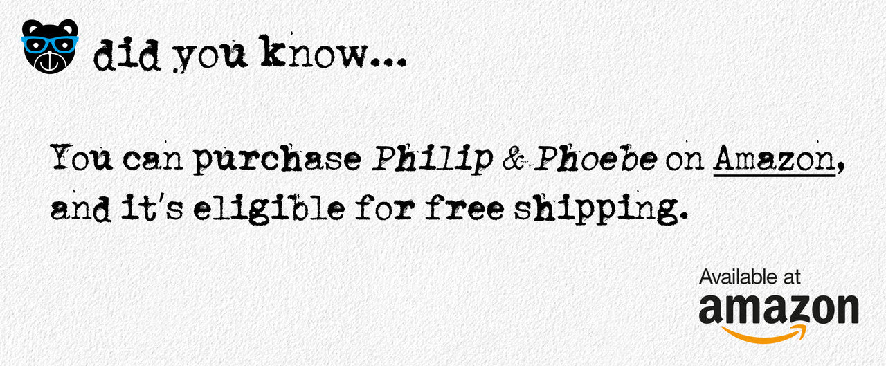 Philip & Phoebe on Amazon