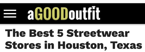 The Best 5 Streetwear Stores in Houston, Texas