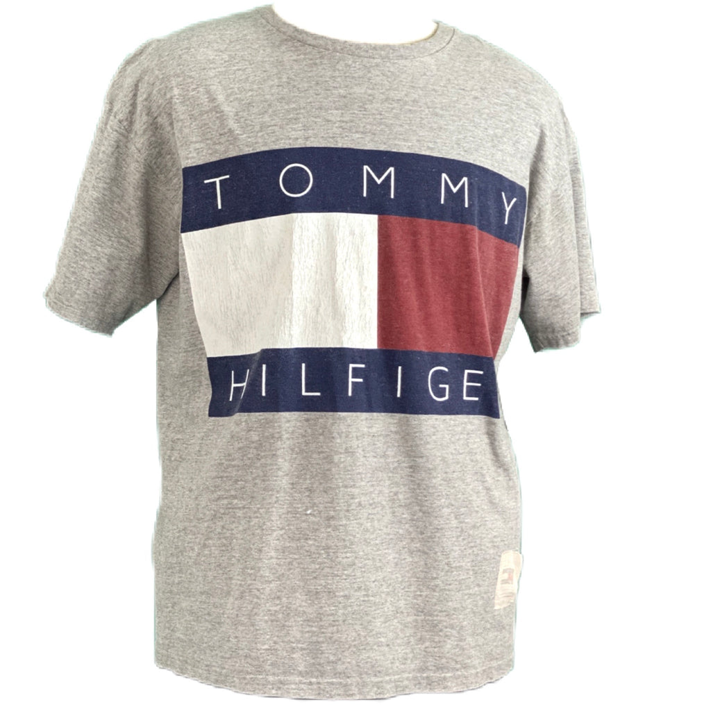 TOMMY FLAG T SHIRT
