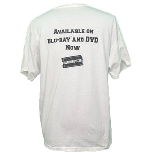 VINTAGE MALL COP MOVIE T SHIRT