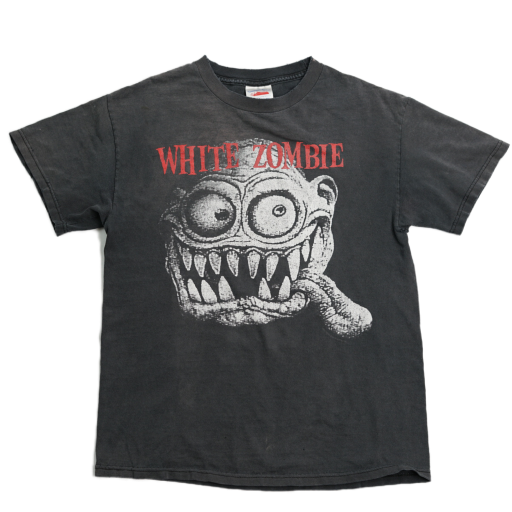 WHITE ZOMBIE UGLY MUSIC FOR UGLY PEOPLE T SHIRT 2004