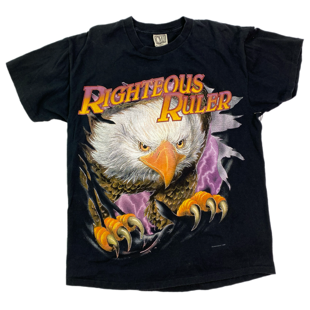 HARLEY DAVIDSON RIGHTEOUS RULER T-SHIRT L