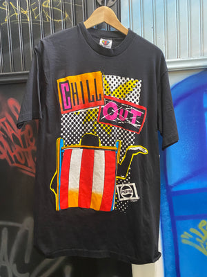 "VINTAGE PEPSI ""CHILL OUT"" T-SHIRT"