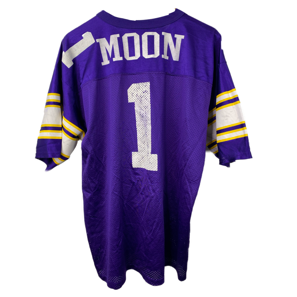 WARREN MOON VIKINGS FOOTBALL JERSEY NFL