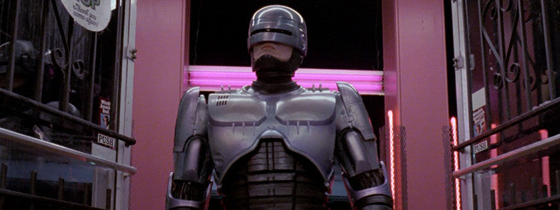 Robocop & Class of 1999 (35mm Double Feature)