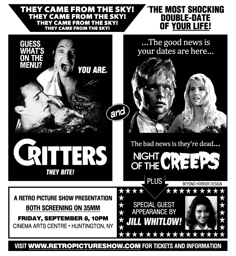 Critters & Night of the Creeps
