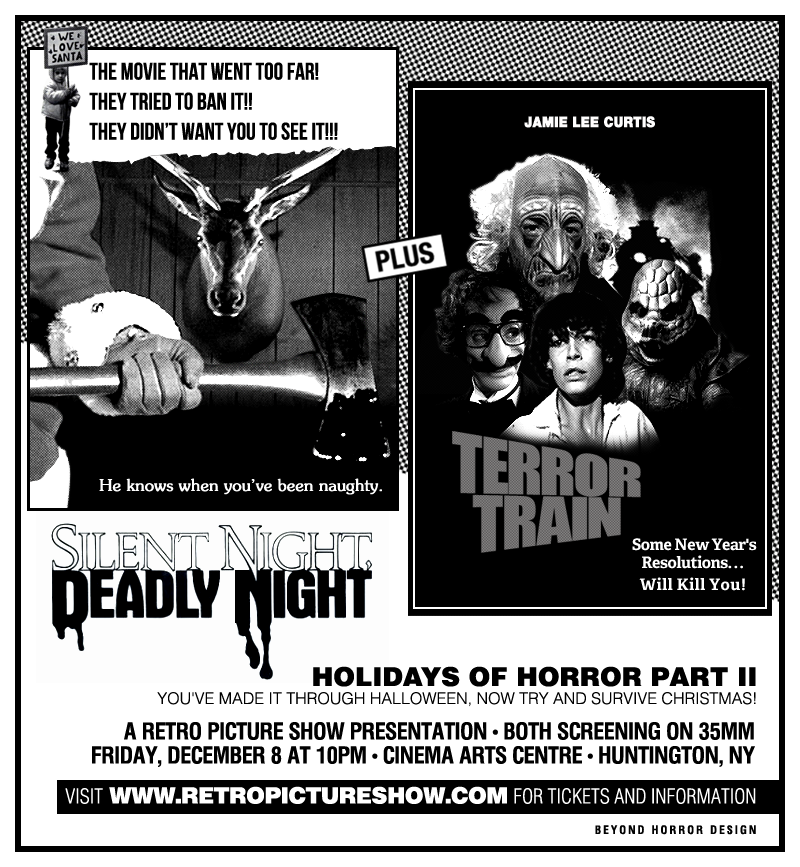 Holidays of Horror Part II