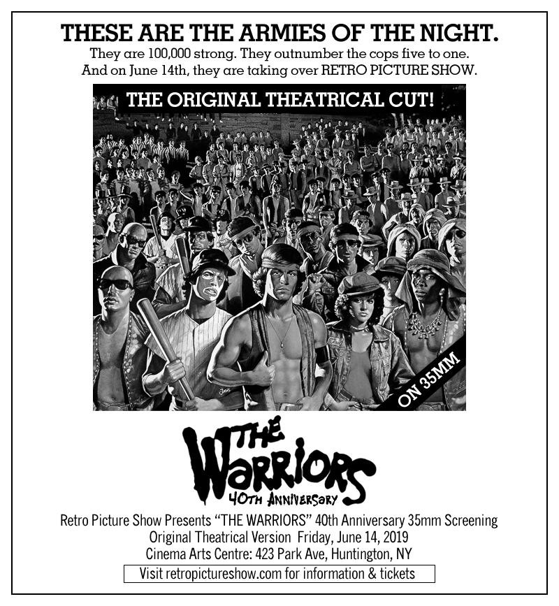 The Warriors (35mm Screening)