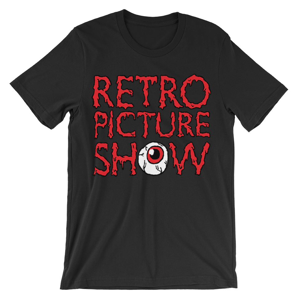 Retro Picture Show (Eyeball) T-Shirt