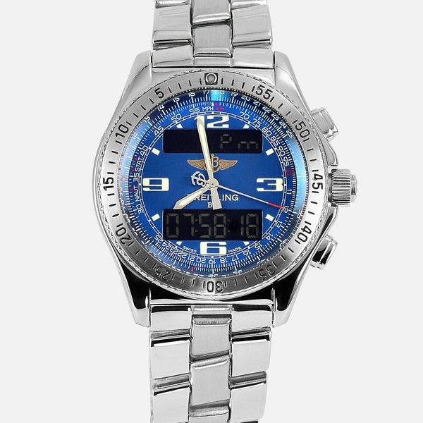 Breitling Professional B1 Blue Dial A68362 - NeoFashion Store